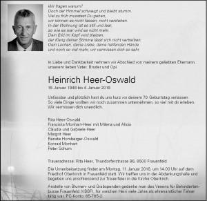Heinrich Heer